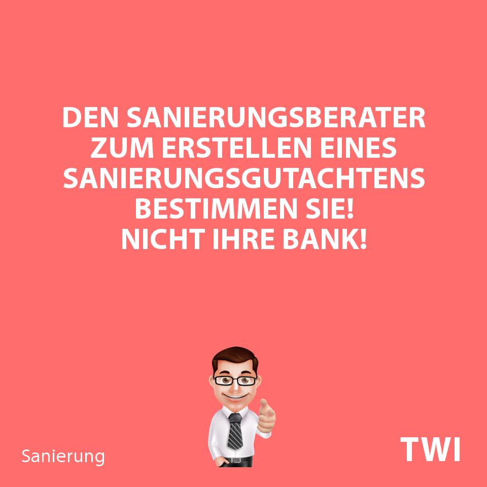 """Textbild zu IDW S6 Gutachten. Vorsicht vor Sanierungskonzepten """"in Anlehnung an IDW S 6"""". Laut IDW ein hohes Risiko.*"""" Fußnote: """"* vgl. Kapitel 2.4. Wie sind Sanierungskonzepte """"in Anlehnung an"""" IDW S6 zu beurteilen"""", Fragen und Antworten: Zur Erstellung und Beurteilung von Sanierungskonzepten nach IDW S6, Stand 16.05.2018, IDW Verlag GmbH"""